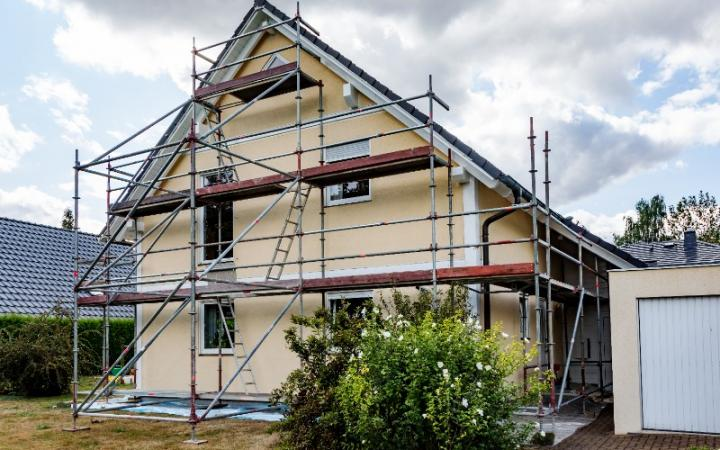 Rénovation façade